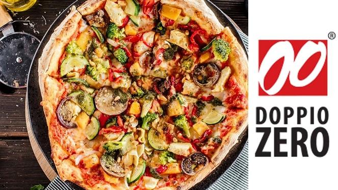 doopio zero meat-free mondays special