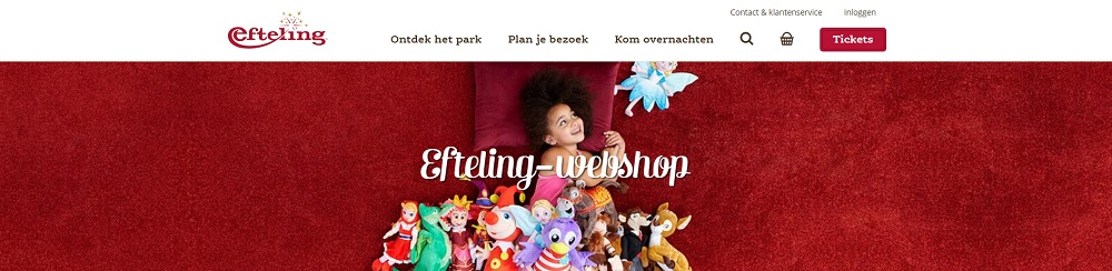 Efteling shop
