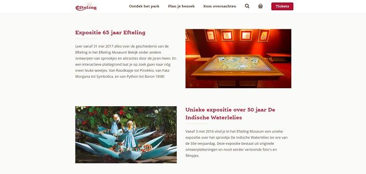 Het Efteling museum