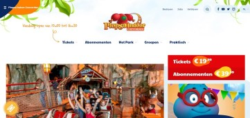 Plopsaland indoor