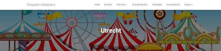 Pretparken Utrecht