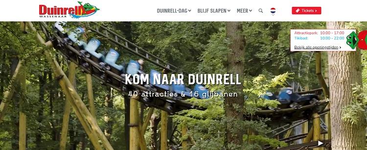 Pretparken Zuid-Holland
