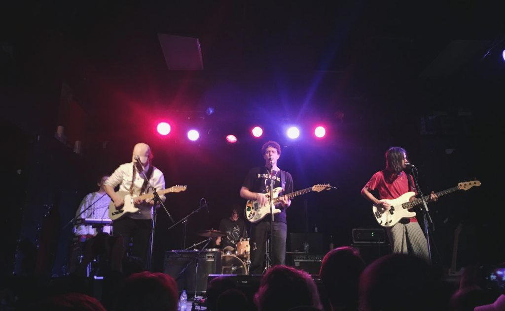Beach Fossils, Lee's Palace, Toronto, October 2017