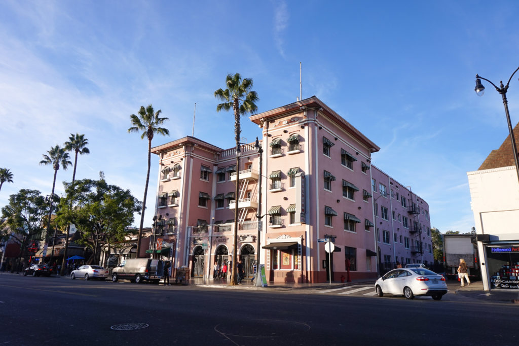 Central Hollywood Studio