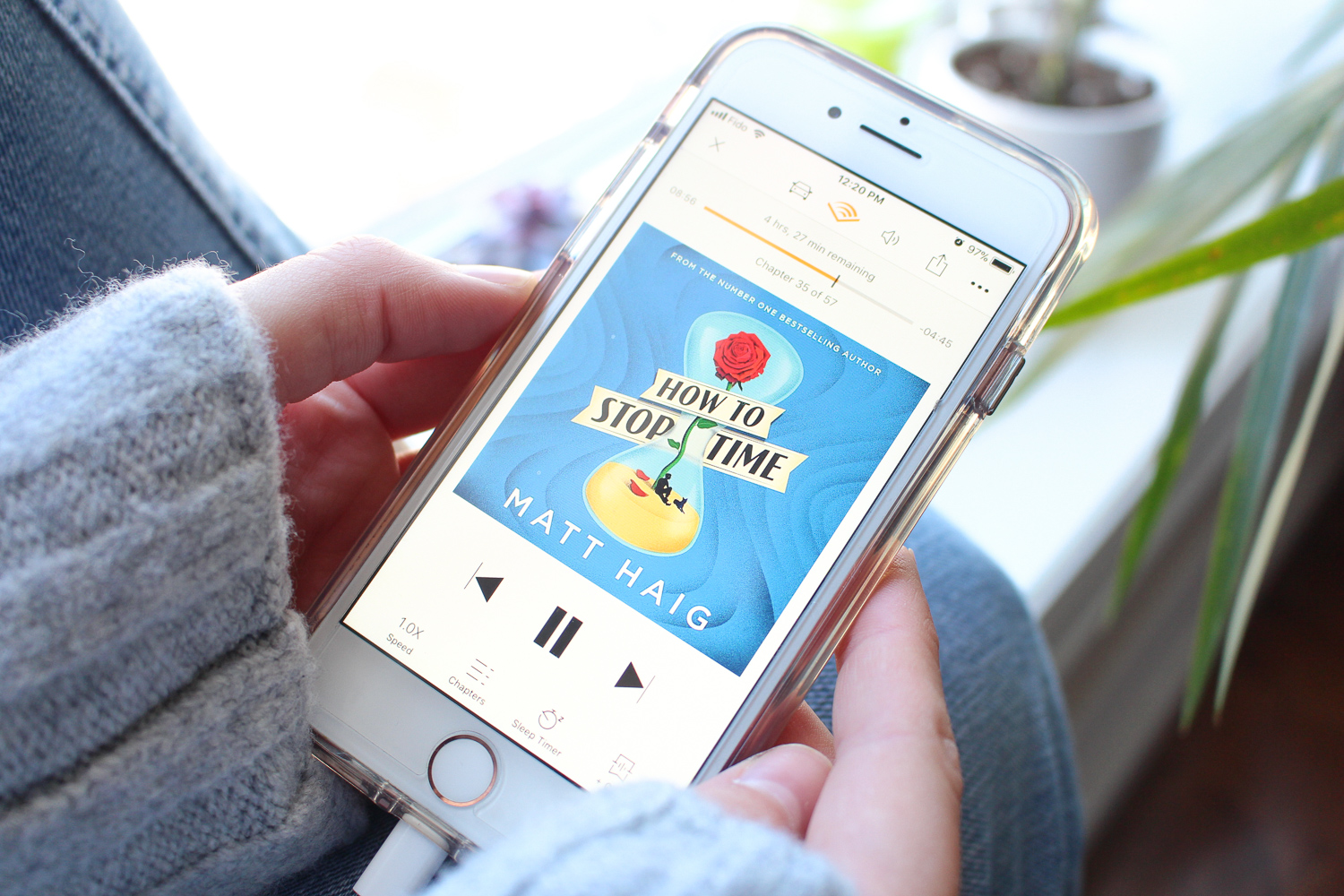 my first experience with audio books | prettynaive