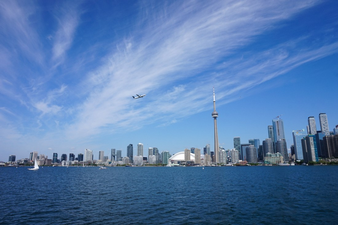 pretty naive | Toronto Islands
