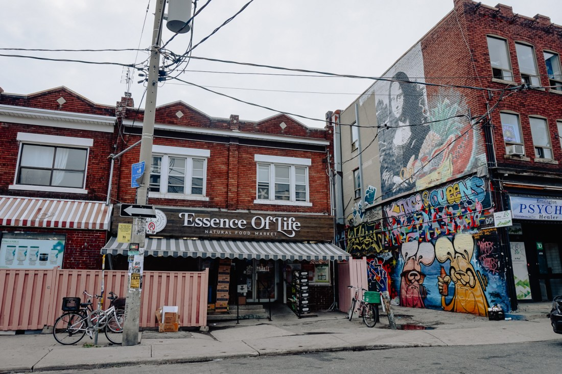 pretty naive | Favourite spots in Toronto #6 (Essence of Life)