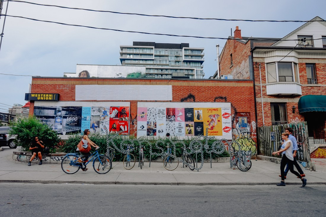 pretty naive | Favourite spots in Toronto #6