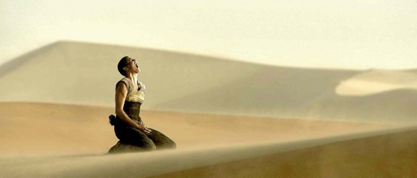 Furiosa in the Desert