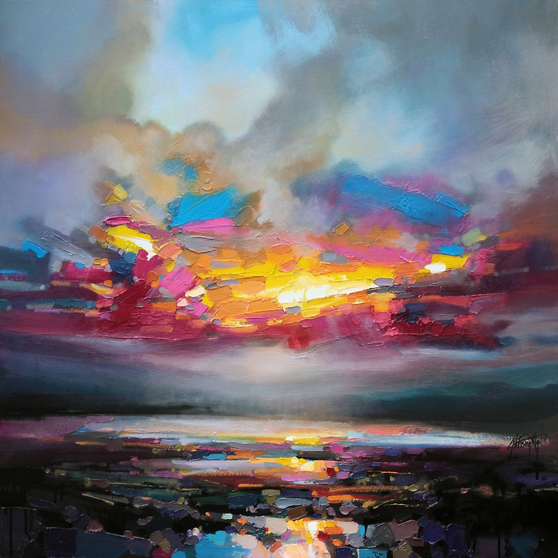 Primary Sky, Scott Naismith