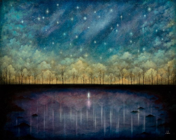 """Celestial Requiem for a Fallen Light"" by Andy Kehoe"