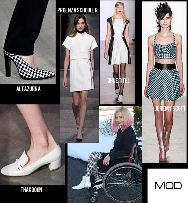 Fall 2013 Mod Look at NY Fashion Week