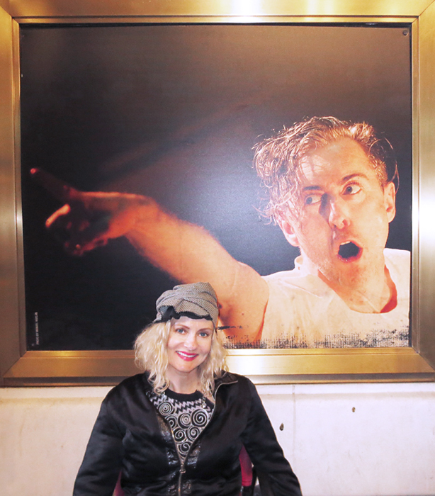 Magdalena at Macbeth in NYC starring Alan Cumming