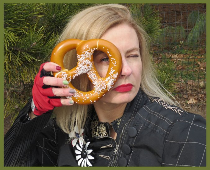 Eat a NYC pretzel after visiting the Met