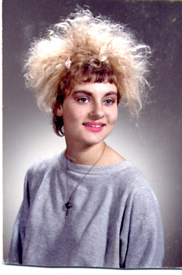 Magda Punk Rock in High School