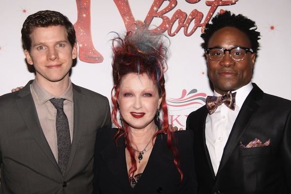 Kinky Boots opening night after party