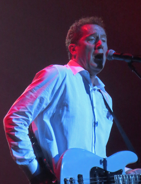 Andy McCluskey-Omd-show NYC