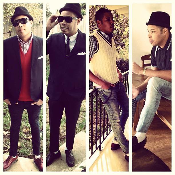 Rude Boy fashion style