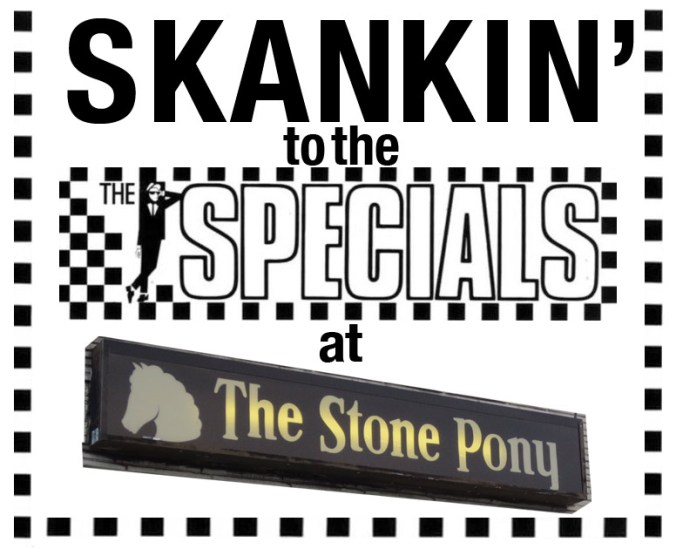 Skankin' to the Specials at the Stone Pony