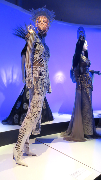 Virgins collection Gaultier Brooklyn