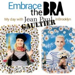 Embrace the bra: My day with Jean Paul Gaultier in Brooklyn