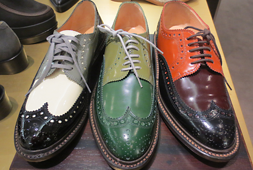 Robert Clergerie brogues