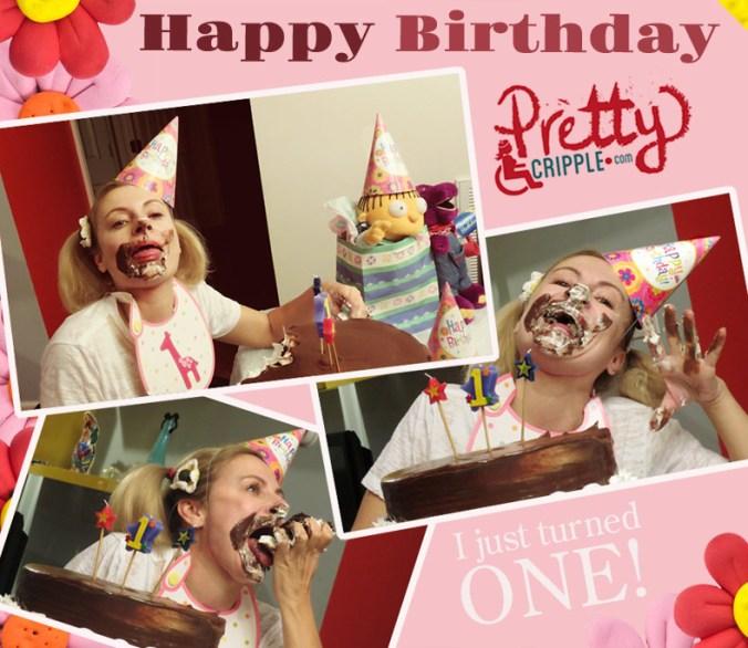 Happy Birthday Pretty Cripple