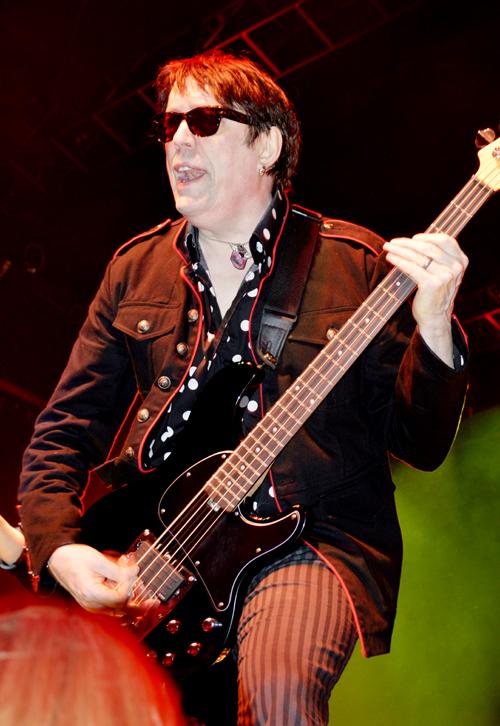 Tim Butler guitarist Psychedelic Furs