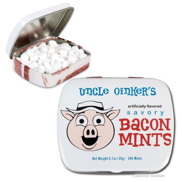 Bacon Mints from Arche McPhee
