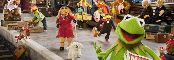The Muppets from Muppets Most Wanted