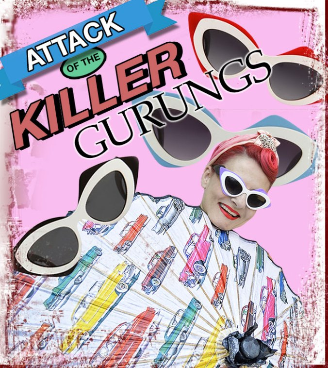 Attack of the Killer Prabal Garung sunglasses