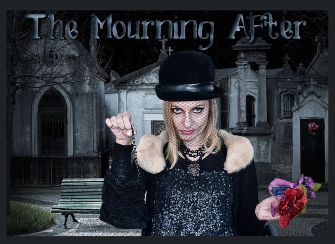 The mourning after - My take on NY Fashion Week and all the black funeral garb.