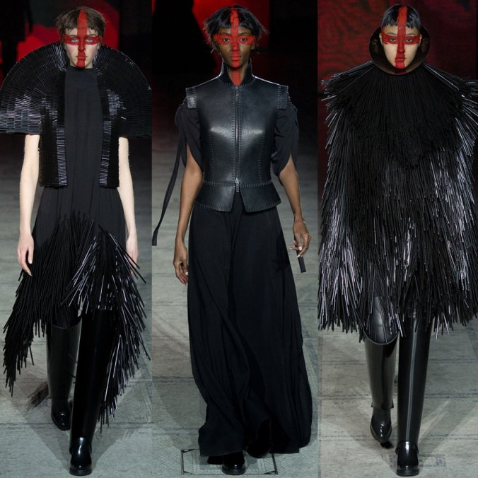 Gareth Pugh - London Fashion Week 2015