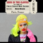It's Paris Fashion Week Theater – Send in the Clowns