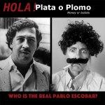 My Halloween as cocaine trafficker Pablo Escobar