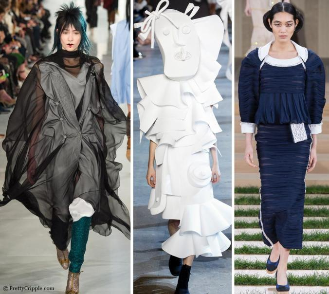 Paris Couture Fashion Week - Maison Marginal, Victor & Rolf and Chanel