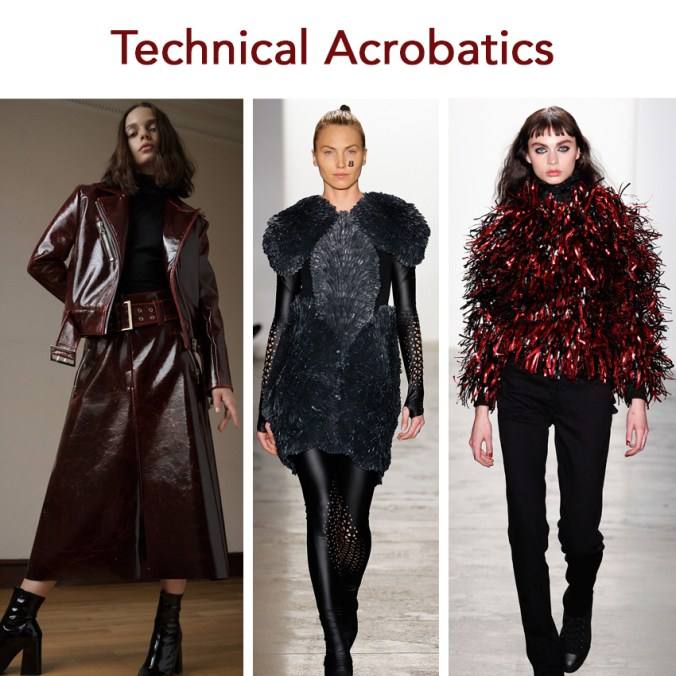 Technical Acrobatics from NYFW February 2016