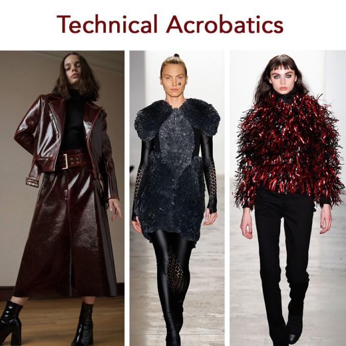 Technical Acrobatics from NYFW February 2016