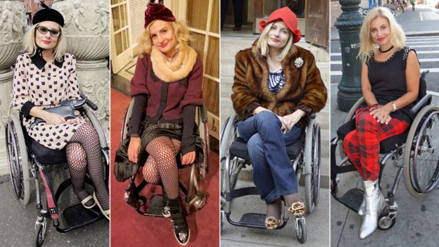 BBC News Too Pretty in a Wheelchair