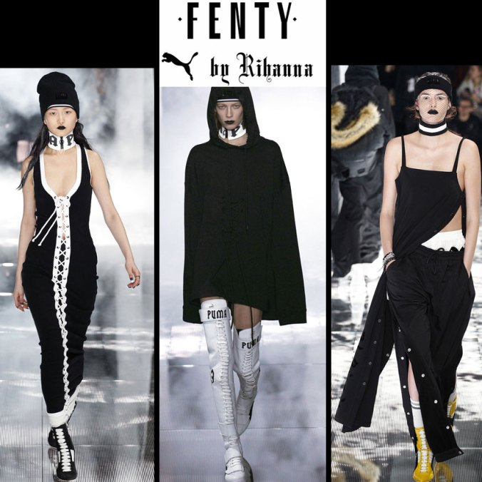Rihanna Fenty Puma 2016