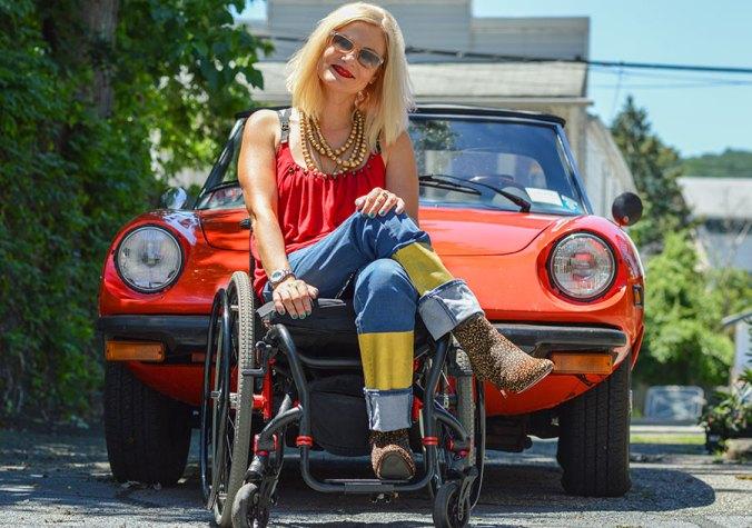 1976 Alfa Romeo and DIY jeans tutorial