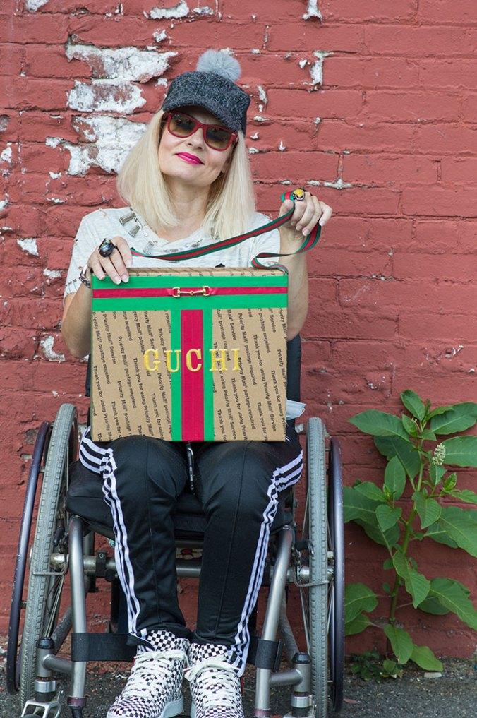 DIY customized Gucci handbag trend