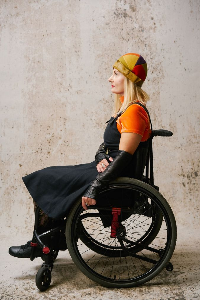 yahoo lifestyle disabled blogger