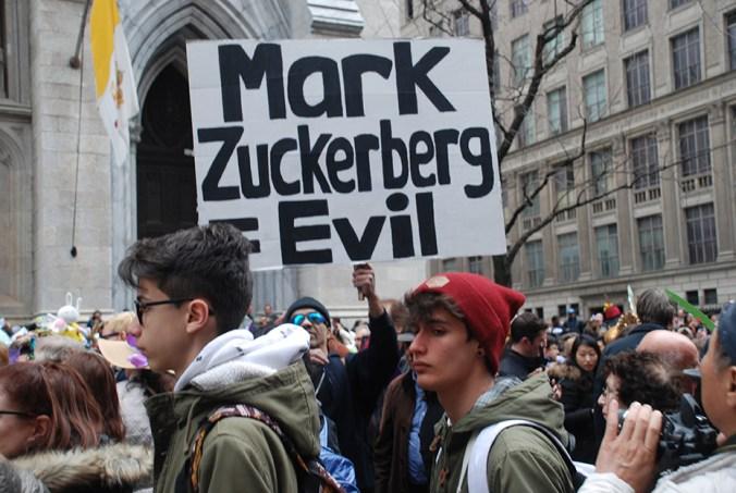 ny easter hat parade mark zuckerberg is evil