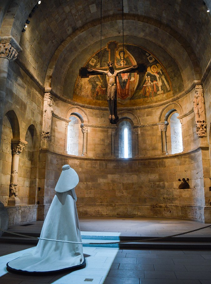balenciaga wedding cloisters met exhibit