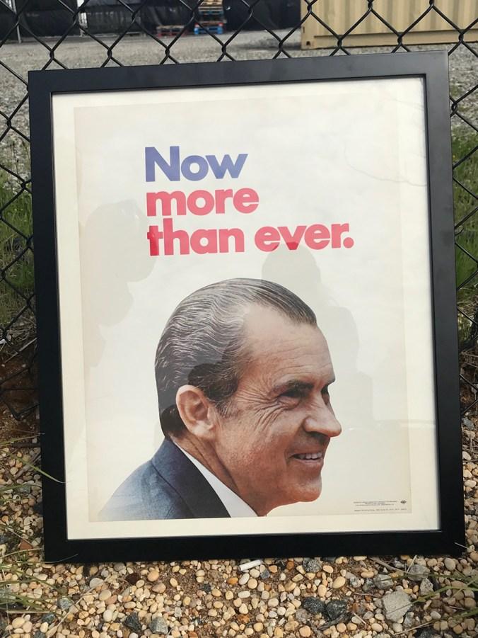 Richard Nixon Now more than ever
