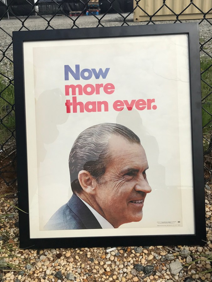Richard Nixon Now more than ever