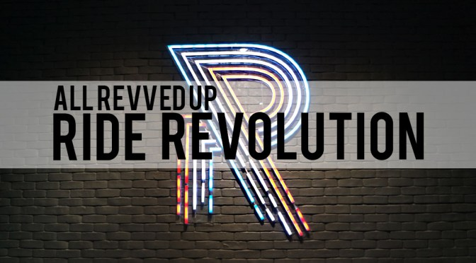 All Revved Up: Ride Revolution Opens in Manila