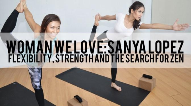 Woman We Love: Yoga with Sanya Lopez