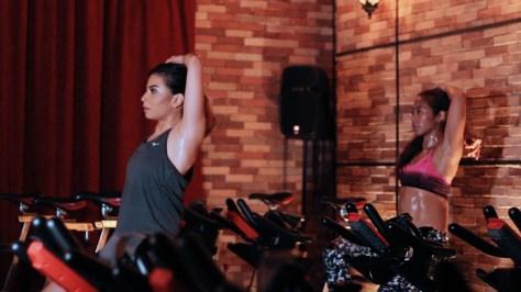 Glaiza de Castro and Nikki Torres